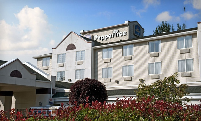 Best Western Plus Peppertree Auburn Inn - South Auburn: One-, Two-, or Three-Night Stay at Best Western Plus Peppertree Auburn Inn in Auburn, WA