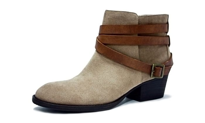 Groove Hudson Women's Ankle Boot | Groupon Goods