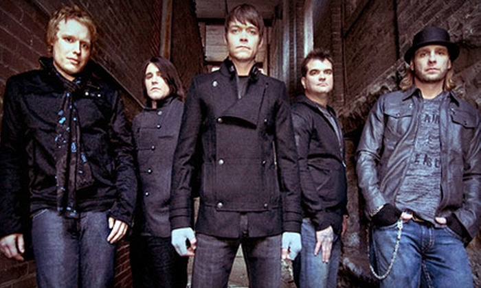 3 Doors Down  - Downtown: $25 to See 3 Doors Down at Bayou Music Center on Saturday, June 23 at 8 p.m. (Up to $47.99 Value)