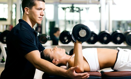 One, Two, or Three Personal-Training Sessions at Florida Extreme Fitness Center (Up to 52% Off)