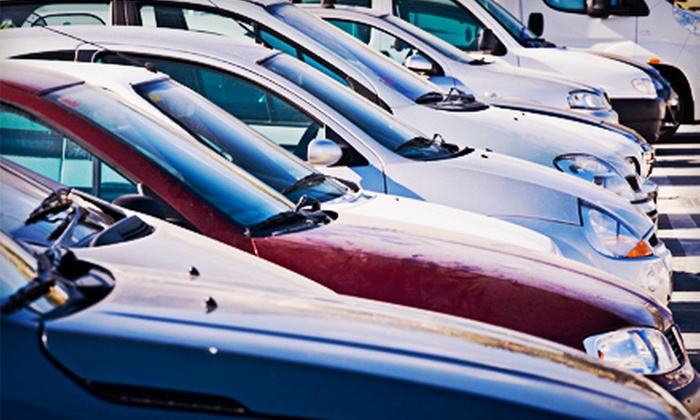 USAirport Parking - Commerce City: $13.99 for Three Days of Uncovered Parking Near Denver International Airport at USAirport Parking ($27 Value)