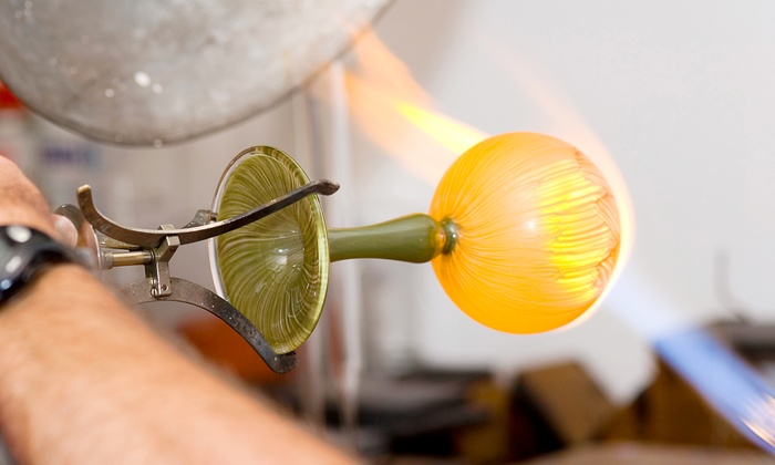 East Side Glass Studio - Holly: BYOB Glass-Blowing Workshop for One, Two, or Four at East Side Glass Studio (Up to 53% Off)