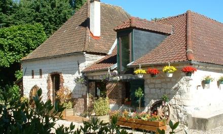 Baie de Somme : 1 ou 2 nuits avec petit-déjeuner ou demi-pension au Clos du Moulin pour 2 personnes