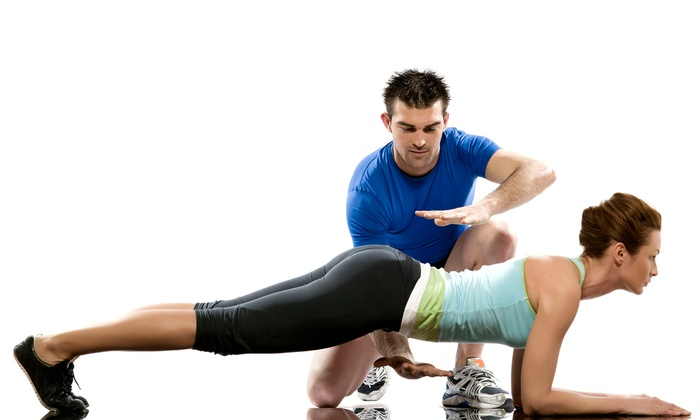 The Body Firm Fitness - Multiple Locations: Boot-Camp Classes for One or Two, or Three Personal-Training Sessions at The Body Firm Fitness (Up to 86% Off)