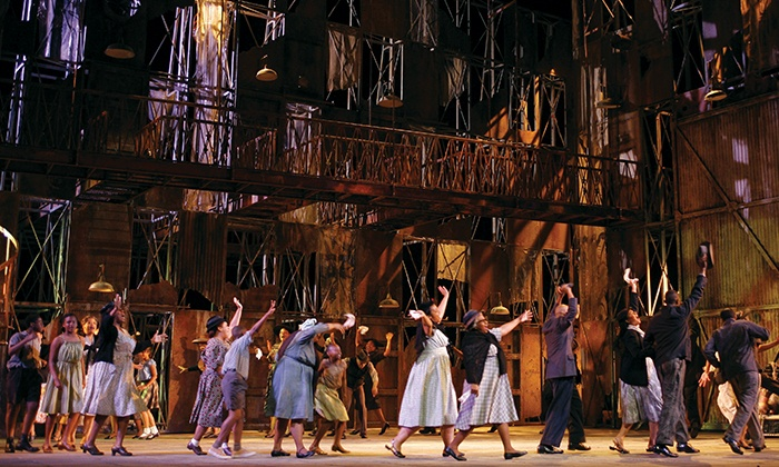 """Porgy and Bess"" - Civic Opera House: The Gershwins' ""Porgy and Bess"" from the Lyric Opera of Chicago on November 17–December 20 (Up to 72% Off)"