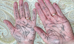 Oneness is Everything: Palmistry Reading and Hand Charting for One or Two at Oneness is Everything (Up to 67% Off)