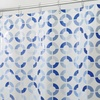 Centre Surf Blue Shower-Curtain Set