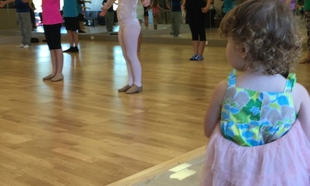 $35 for $110 Worth of Dance Lessons — Gotta Dance!