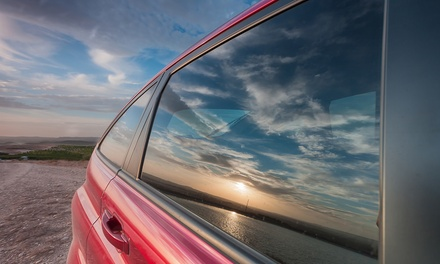 $199 for a Carbon Car Window Tinting Package at Tint Mart, Strathpine Up to $349 Value
