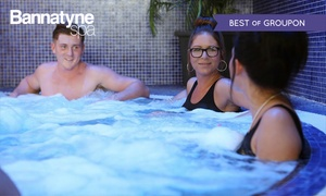 Bannatyne's Health Club: Spa Day For Two With 55-Minutes of Treatments each for £89 at Bannatyne's Health Club, 31 Locations