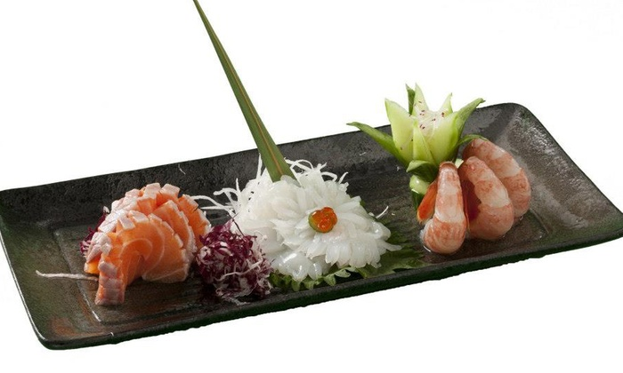 Raku Ramen & Izakaya - Markham: Sushi and Japanese Food at Raku Ramen & Izakaya (Up to 50% Off). Two Options Available.