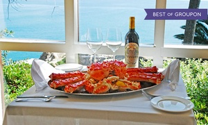 Crab Catcher: $60 for $100 Worth of Upscale Seafood at Crab Catcher