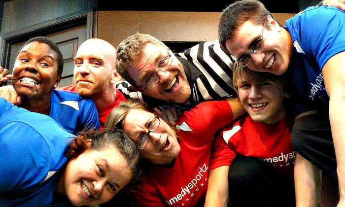 ComedySportz Improv Theater - Brookland: Show for Two or Four at ComedySportz Improv Theater (50% Off)