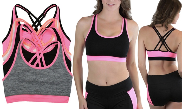 How would you pick out a sports bra just by it's physical ...