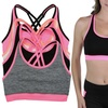 Strappy Criss-Cross Sports Bras (4-Pack)
