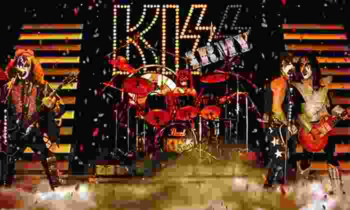 Kiss Army or Slippery When Wet - House of Blues Orlando: KISS Army or Slippery When Wet at House of Blues Orlando on May 25 or 31 (Up to 47% Off)