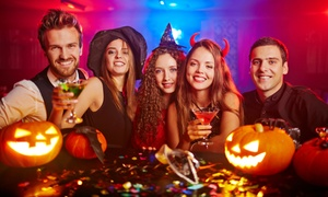 Monster's Ball : Monsters Ball on Saturday, October 31, at 9 p.m.