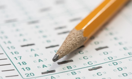 SAT, ACT, PSAT, GRE or GMAT Prep Package from Middle Tree (50% Off)