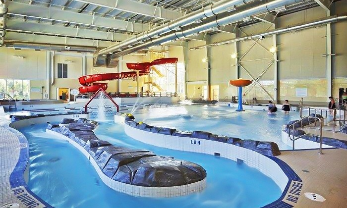 Shindleman Aquatic Centre - Shindleman Aquatic Centre: One-Day Admission for Two or a Family of Five at Shindleman Aquatic Centre (Up to 47% Off)
