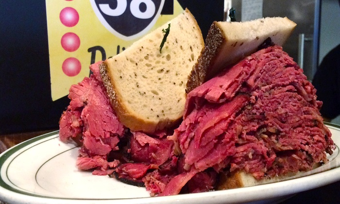 The Route 58 Deli - Little Neck: Two Groupons, Each Good for $15 Worth of Soups, Sandwiches, and Deli Food at The Route 58 Deli ($30 Value)