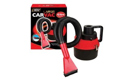 Large Car Vacuum 4L