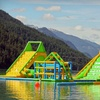 Half Off Inflatable Waterpark Visits