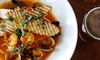 Puccini & Pinetti - Puccini & Pinetti: California-Italian Cuisine at Puccini & Pinetti (Up to 46% Off). Four Options Available.