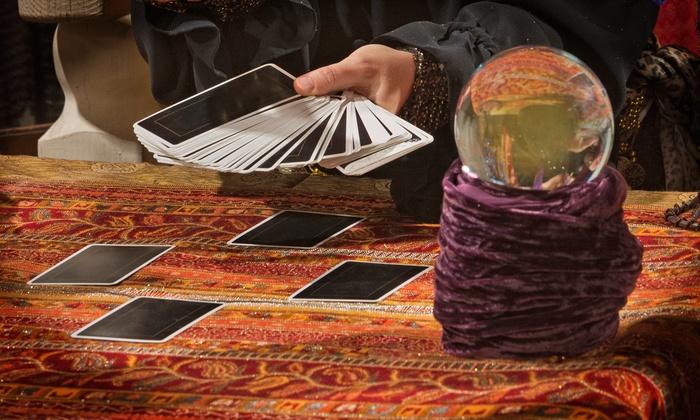 April's Psychic Shop - April's Psychic Shop: Palm Reading from April's Psychic Shop (44% Off)