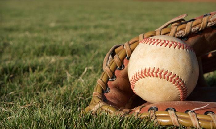 Ultimate Baseball Academy - Omaha: Baseball or Slowpitch-Softball Batting-Cage Package at Ultimate Baseball Academy (54% Off)