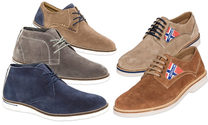 1dccd9f57df79 Chaussures de ville pour homme 100% cuir Nebulus
