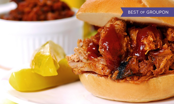 Tom's Blue Moon BBQ - Lebanon: $10 for $20 Worth of Barbecue and Housemade Sides at Tom's Blue Moon BBQ