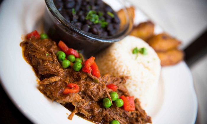 Havana Road Cuban Cafe - Towson: $15 for $30 Worth of Cuban Cuisine for Two at Havana Road Cuban Cafe