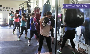 Boxing for Health: 10- or 20- Class Pass or Three Private Training Sessions at Boxing for Health (Up to 80% Off)