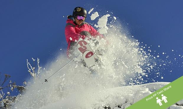 Perisher: Two-Night Ski Package 0
