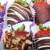 Half OffGourmet Strawberries Plus Delivery
