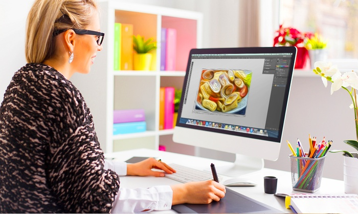 At Creative Designs - Fairfield County: One Hour of Graphic-Design Services from AT Creative Designs (44% Off)
