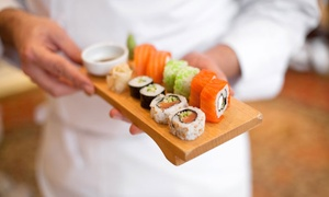 Sushi Bears: $39 for a 90-Minute Sushi-Making Class for Two from Sushi Bears ($99 Value)
