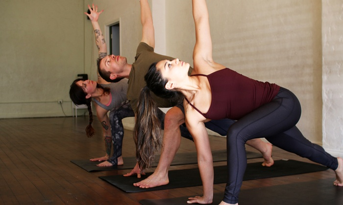 Urth Yoga - Los Angeles: 10 or 20 Yoga Classes at Urth Yoga (Up to 66% Off)