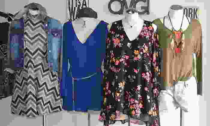 My Best Friend's Closet - North Potomac: $15 for $30 Worth of New and Gently Used Clothing at My Best Friend's Closet