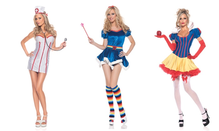 Be Wicked Women's Halloween Costumes: $34.99 for a Be Wicked Women's Halloween Costume ($79.99 List Price). Multiple Options. Free Shipping and Returns.