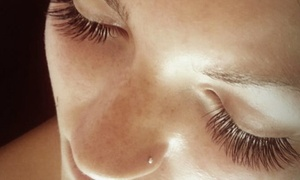 Epic Lashes: Full Set of Eyelash Extensions with Option for One Fill at Epic Lashes (Up to 56% Off)