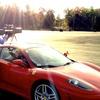 Up to 87% Off Ferrari or Lamborghini Speed & Shoot Experience