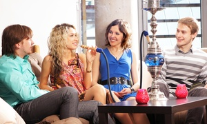 Aromas Hookah Bar: Hookah for Two or Four at Aromas Hookah Bar (Up to 60% Off)