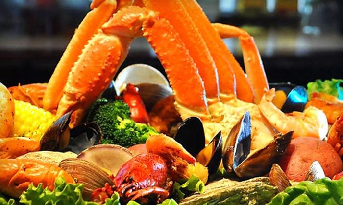 Rick's Crab Trap - Chateau la Mer: $20 for $40 Worth of Fresh Gulf Seafood at Rick's Crab Trap in Miramar Beach