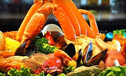 $40 Groupon to Rick's Crab Trap - Rick's Crab Trap in Miramar Beach