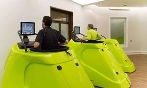 Sásta: 4 o 6 sesiones de entrenamiento y análisis de masa corporal desde 24,90 €
