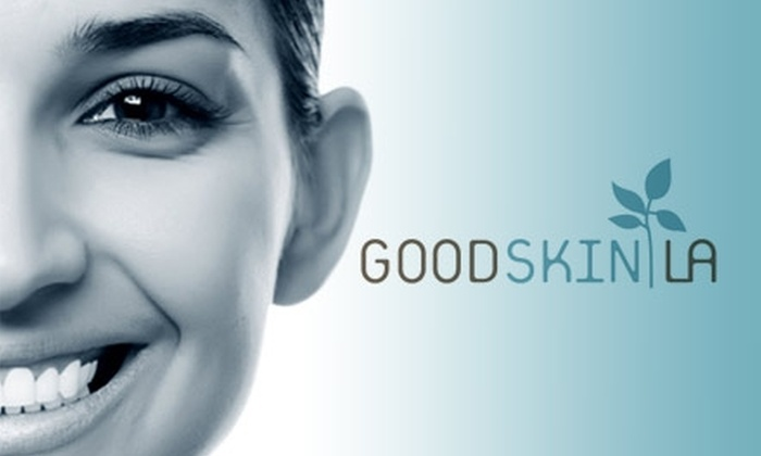 GoodSkin LA - Studio City: $59 for a Microdermabrasion with a Cranberry-Enzyme Infusion from GoodSkin LA ($160 Value)