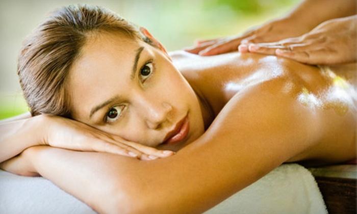 Desert Spirit Massage Therapy - Summerlin: Swedish or Deep-Tissue Massage at Desert Spirit Massage Therapy