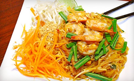 3-Course Thai Meal for 2 (up to $41.80) - SaWaDiKa Thai Zone Restaurant in Richardson