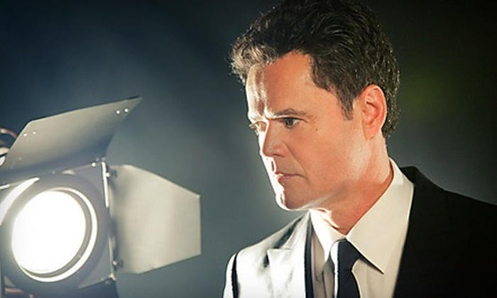 Donny Osmond - Downtown: $29 for One Ticket to See Donny Osmond at House of Blues on September 2 at 8 p.m. ($59.50 Value)